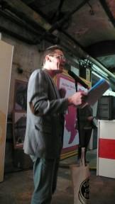 Markus Köhle - textstrom goes Vienna Coffee Festival