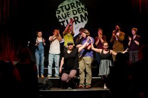 Sturm auf den Turm Slam Mai 2014 - Poetry Slam in Wien