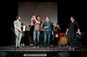 Wiens erster internationaler Team Poetry Slam