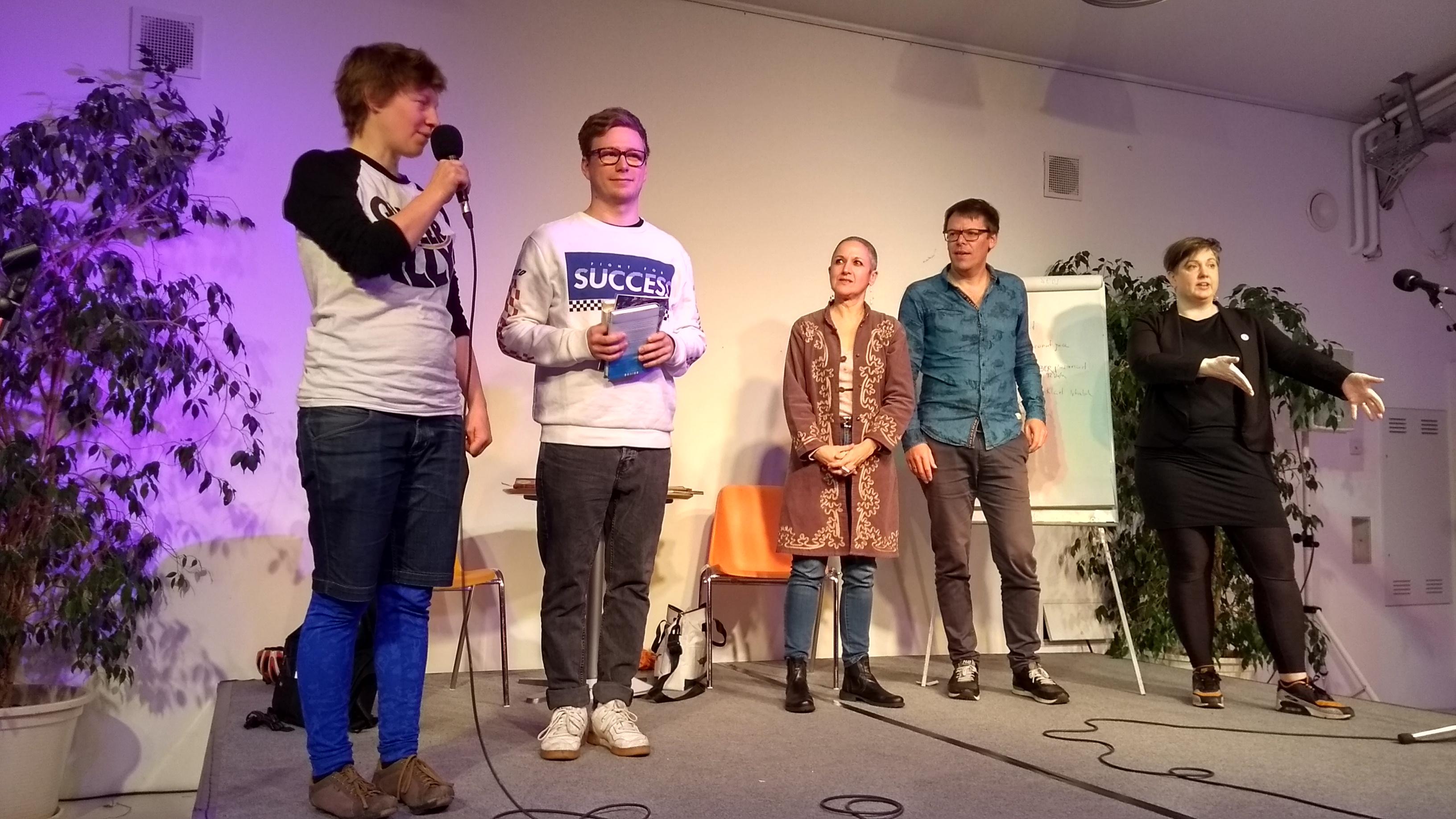 textstrom Poetry Slam Wien