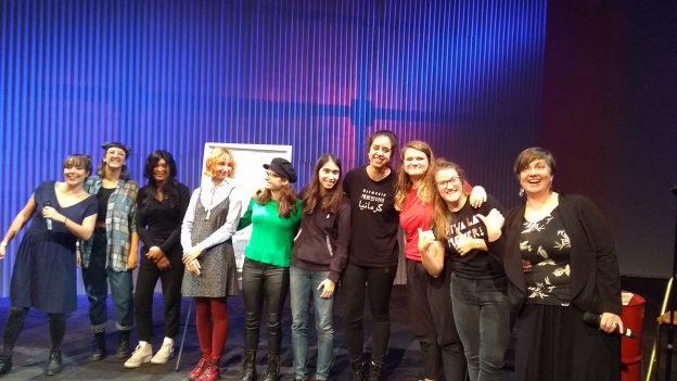 Flawless Poetry Slam Wien