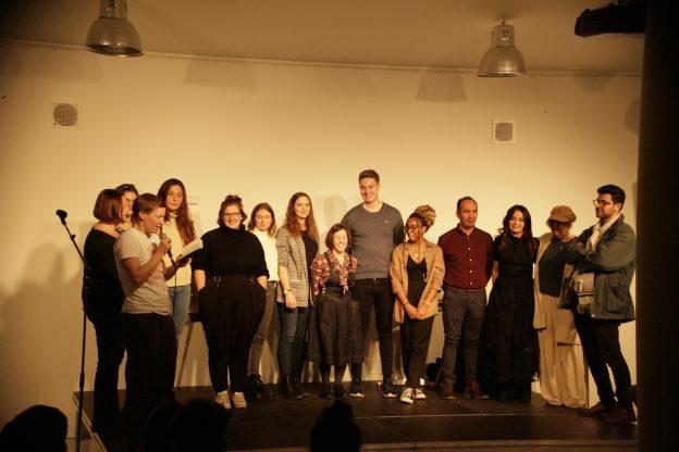 Mein erster Slam - Poetry Slam Wien