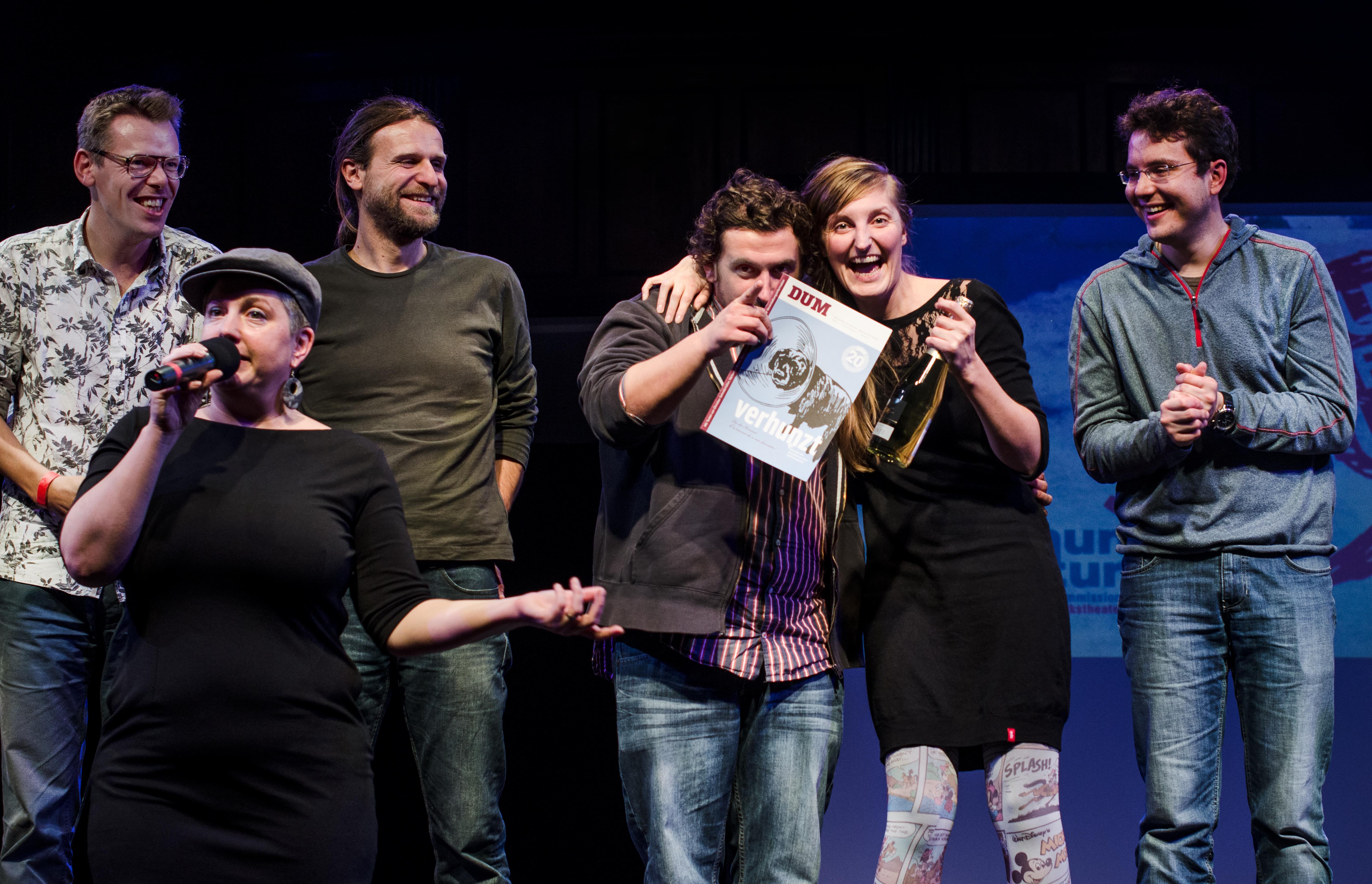 Sturm auf den Turm Poetry Slam Wien - Foto von Sabine Pichler