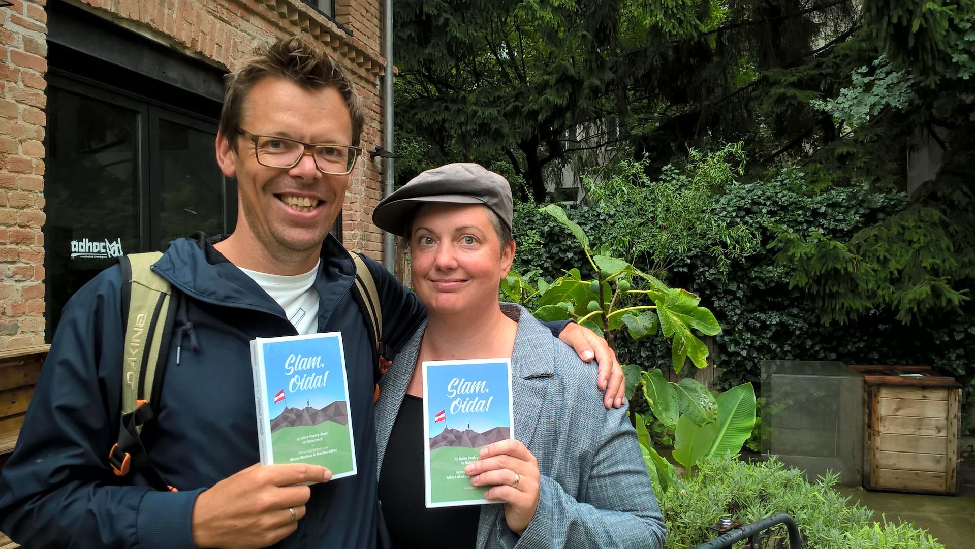 Slam Oida, Poetry Slam in Österreich